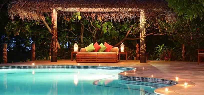 Amazing Pool in Fiji