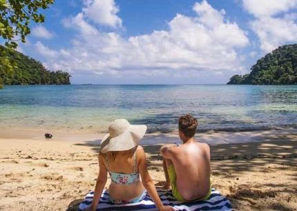Best Private Island for Romance