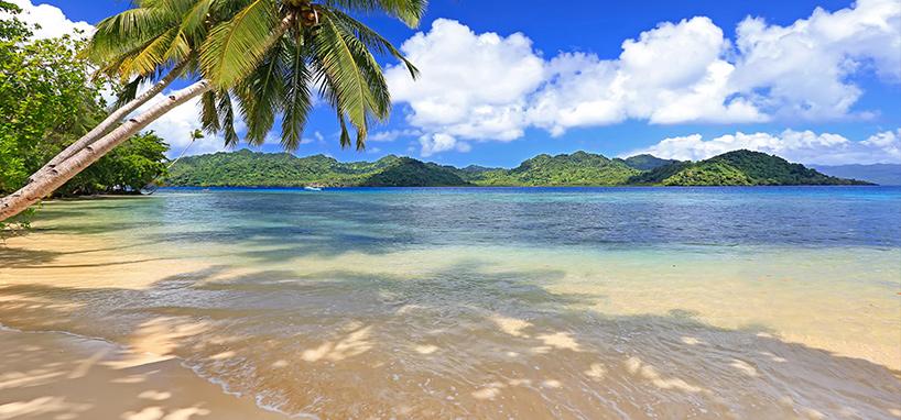 Fiji Resort Beach