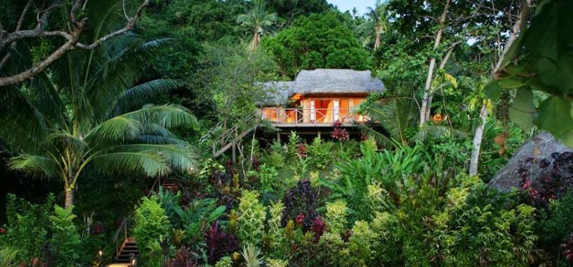 Fiji Treehouse Romantic Getaway