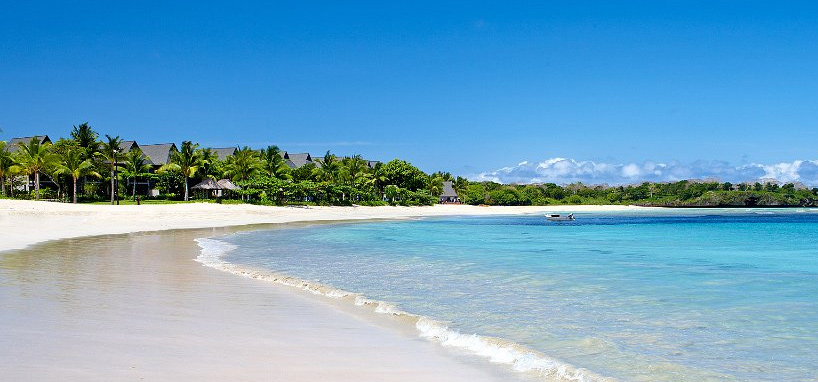 Natadola Beach in Fiji