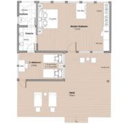 2 Bedroom Suite in Fiji