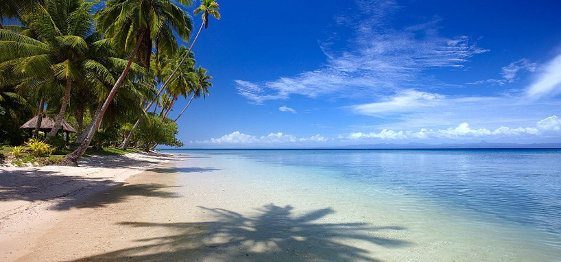 Amazing Beach Vacation if Fiji