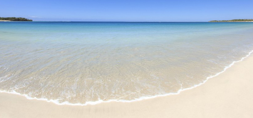 Amazing Beach in Fiji
