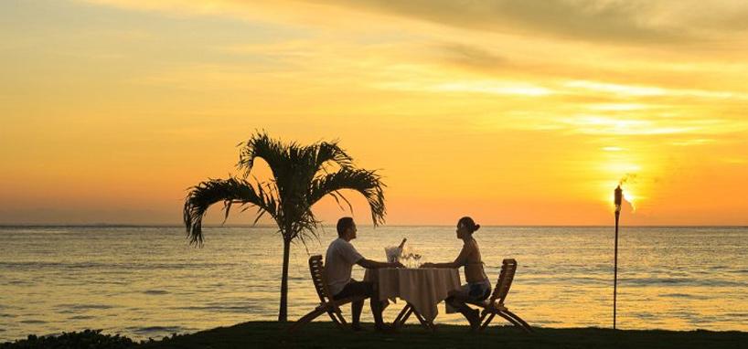 Dine on the Best Beach in Fiji