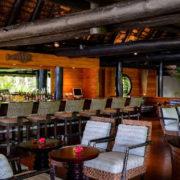 Dining in Fiji