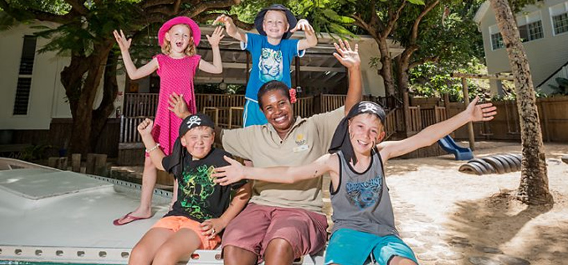 Family Fun in Fiji