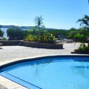 Fiji Diving Resort Pool