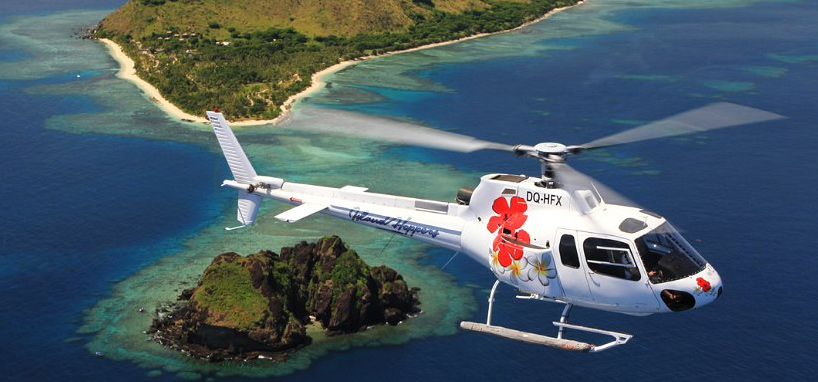 Fiji Helicopter Transfer