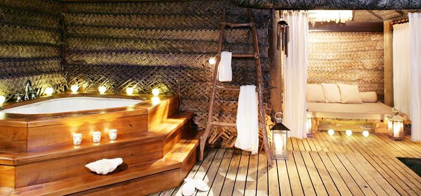 Fiji Honeymoon Private Deck and Spa