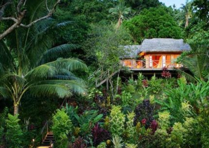 Fiji Honeymoon Treehouse Package