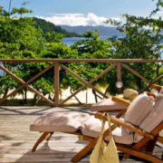 Fiji Honeymoon Treehouse Private Deck for two