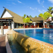 Fiji Private Island Pool