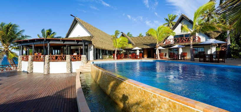 Fiji Private Island Pool
