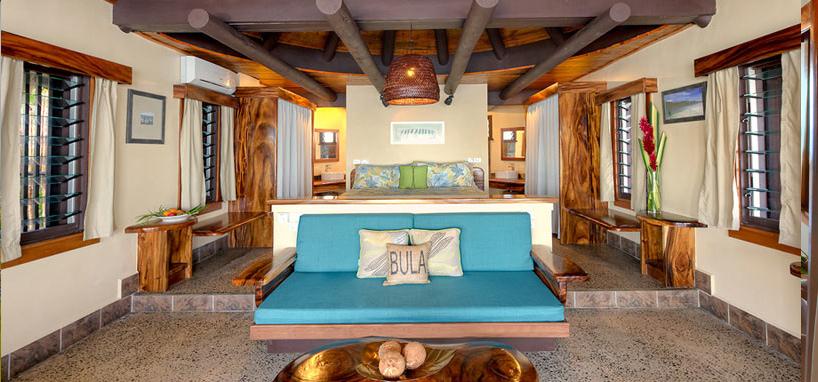 Fiji Resort Room for Honeymoon