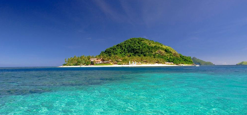 Adults Only Romantic Island in Fiji