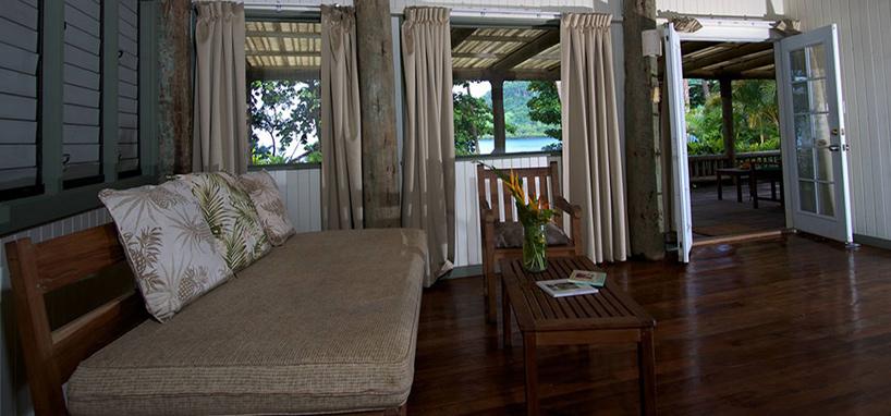 Fiji Villa Interior