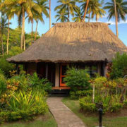Garden View Bure in Fiji