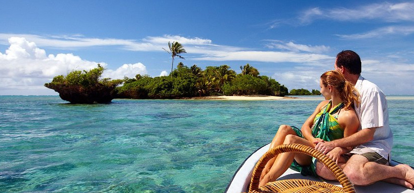 Getaway From It All in Fiji