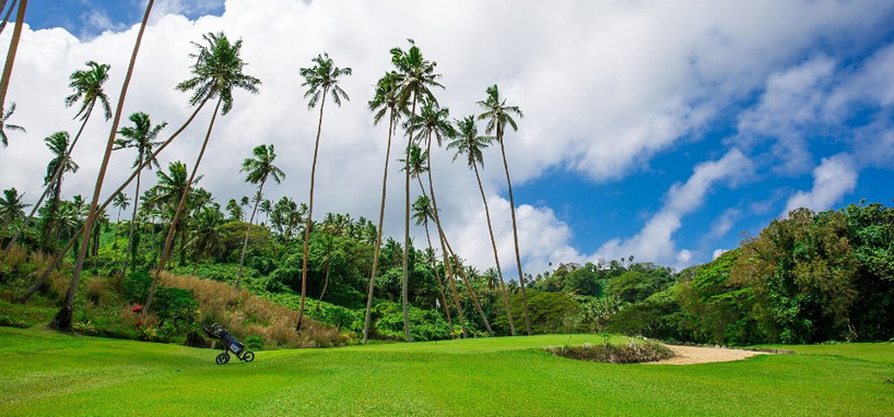 Golf Course in Fiji