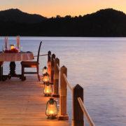 Honeymoon Fiji Romantic Dinner