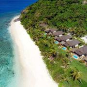 Honeymoon Island in Fiji