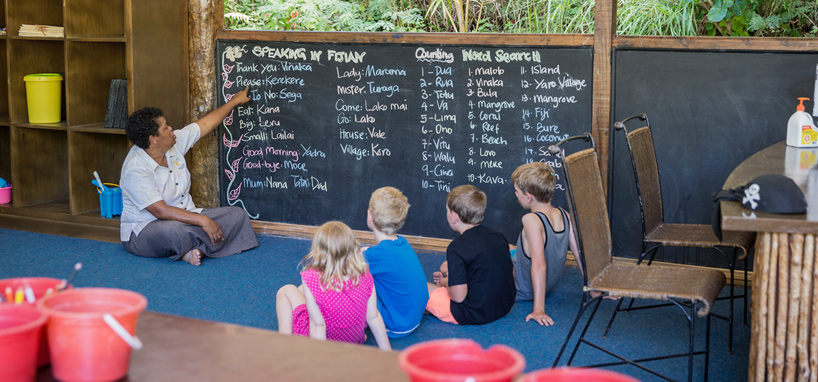 Kids Activities in Fiji