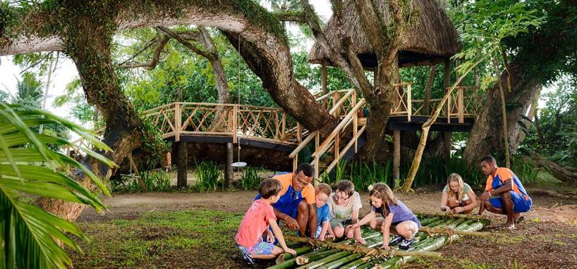 Kids Adventures in Fiji