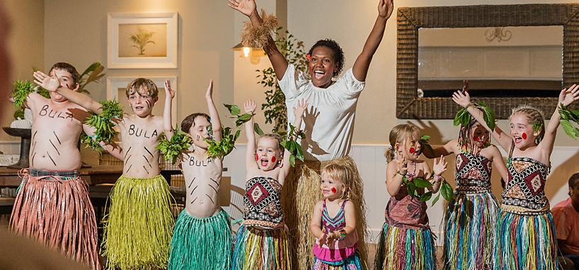 Affordable Fiji Family Vacation