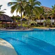 Lagoon Style Pool in Luxury Resort
