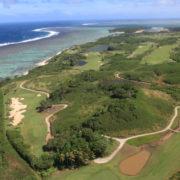 Natadola Bay Championship Golf Course in Fiji