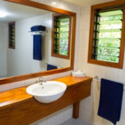 Ocean View Bathroom in Fiji