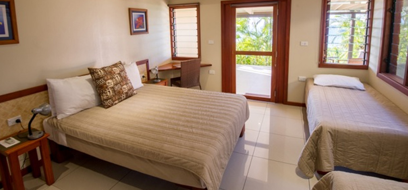 Ocean View Bedroom in Fiji