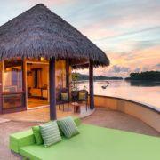 Over Water Honeymoon in Fiji