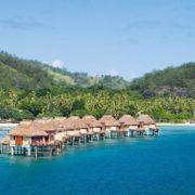 Overwater Bure in Fiji