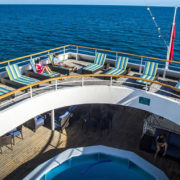 Pool Deck on Fiji Cruise Photo Credit David Kirkland