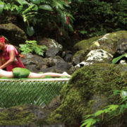 Rainforest Spa in Fiji