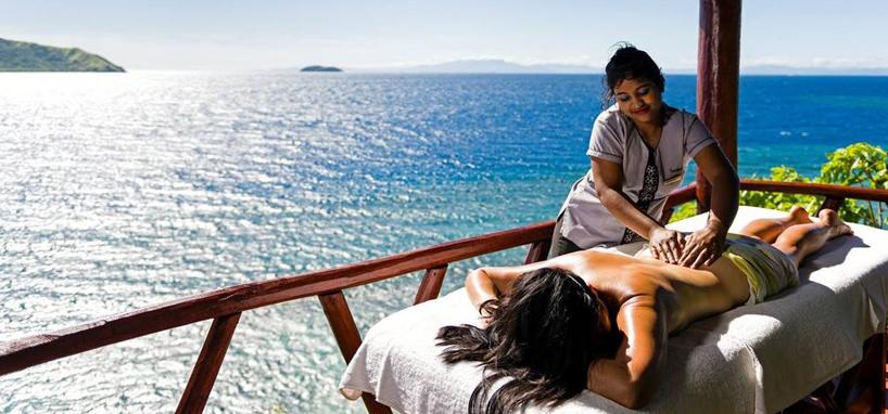 Relaxing Spa in Fiji