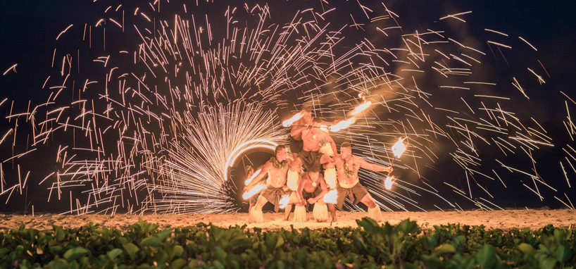 Resort Entertainment in Fiji