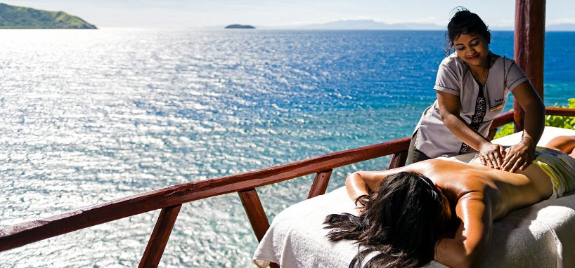 Resort Spa in Fiji