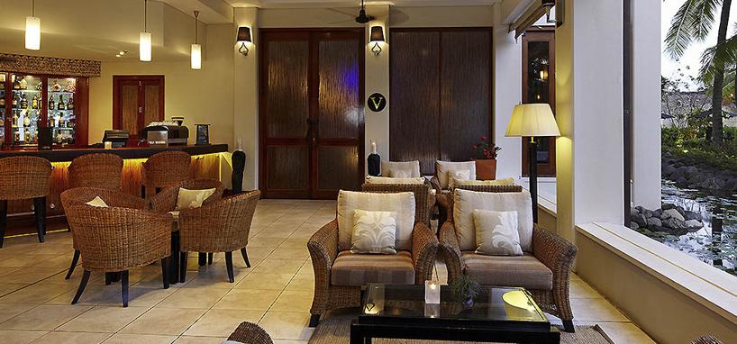 Restaurant in Luxury Fiji Resort