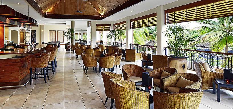 Restaurants in Fiji Luxury Resort