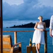 Romance in fiji