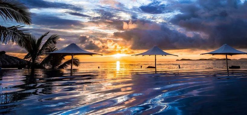 Romantic Honeymoon Island in Fiji