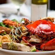 Seafood Platter in Fiji