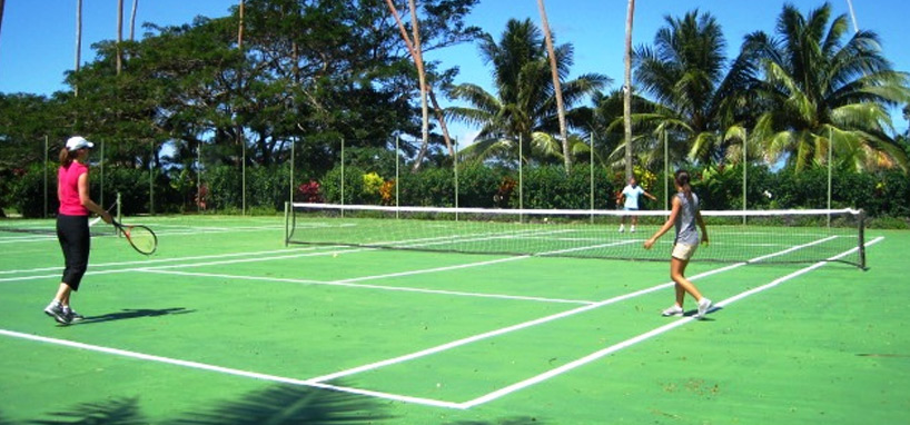 Tennis in Fiji