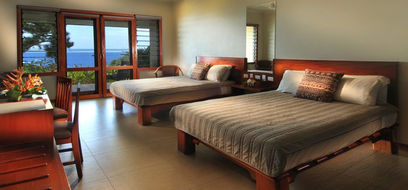 Upgrade to a Deluxe Oceanview Room