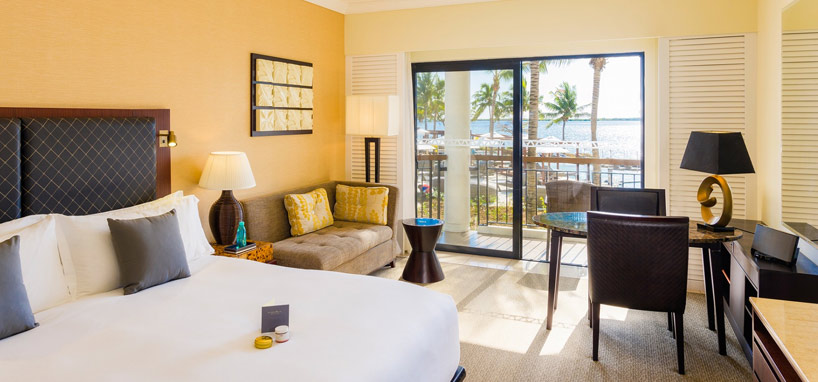 Upgrade to a Luxury Oceanside Room