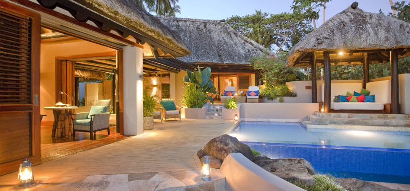 Upgrade to a Private Presidential Villa in Fiji