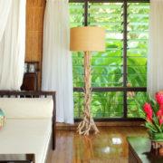 View of Honeymoon Treehouse in Fiji
